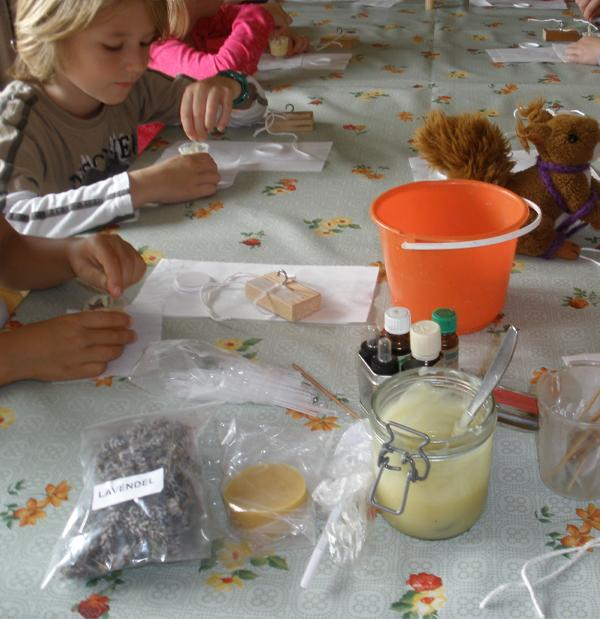 Kinderworkshop lavendel (VOL)