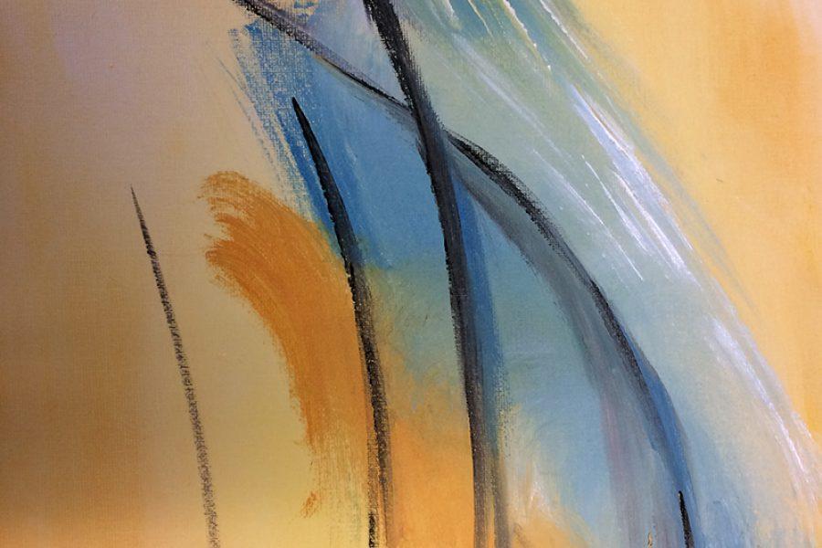 Workshop-intuïtief schilderen