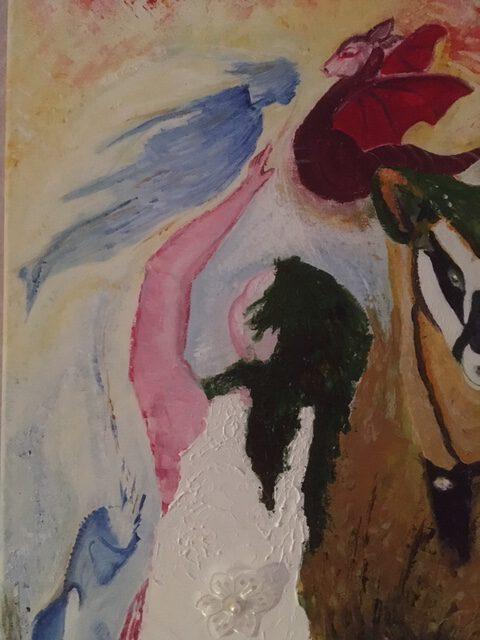 Korte workshops intuïtief schilderen