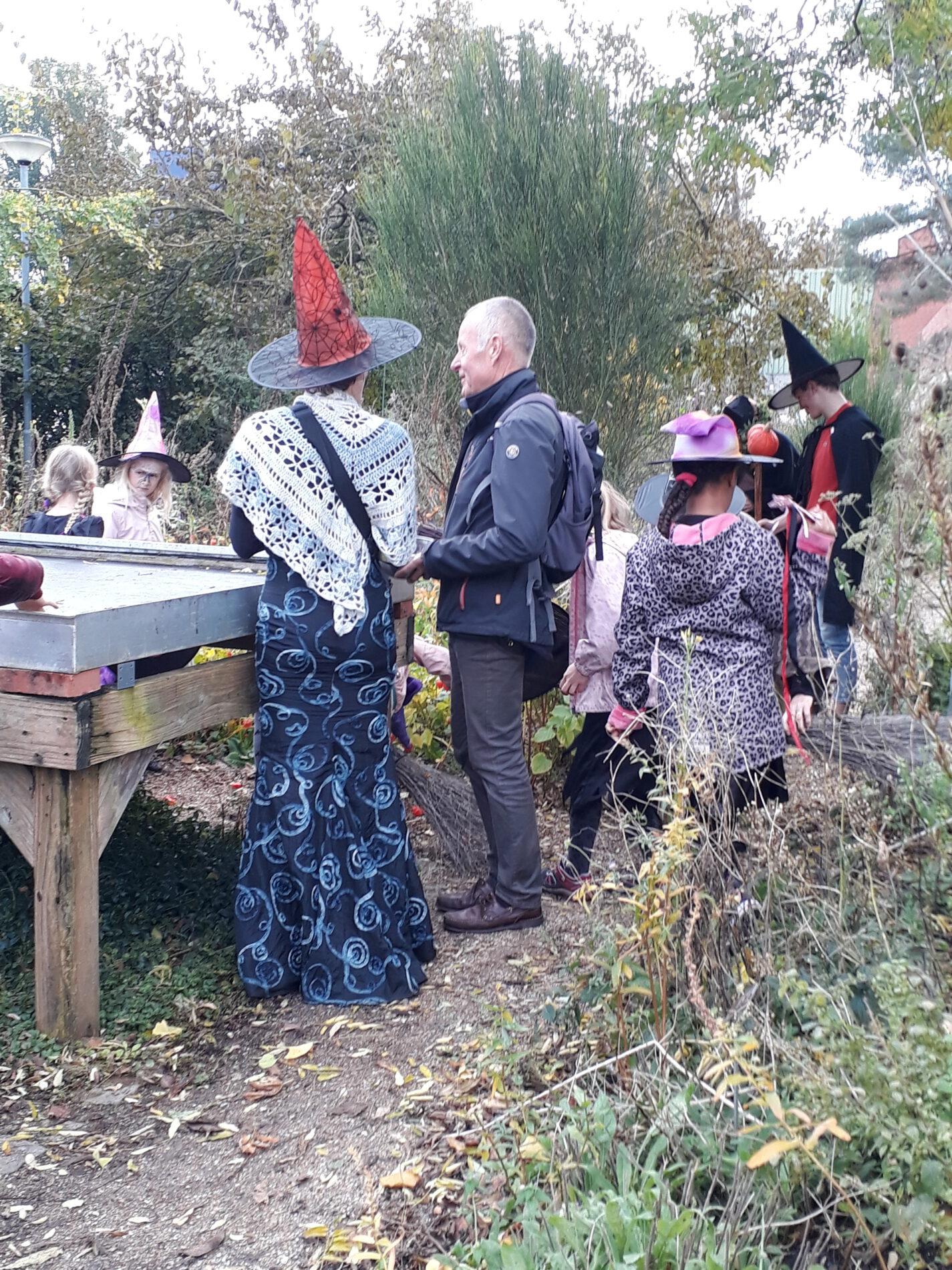Kinderrondleiding: ga je mee op heksentour?